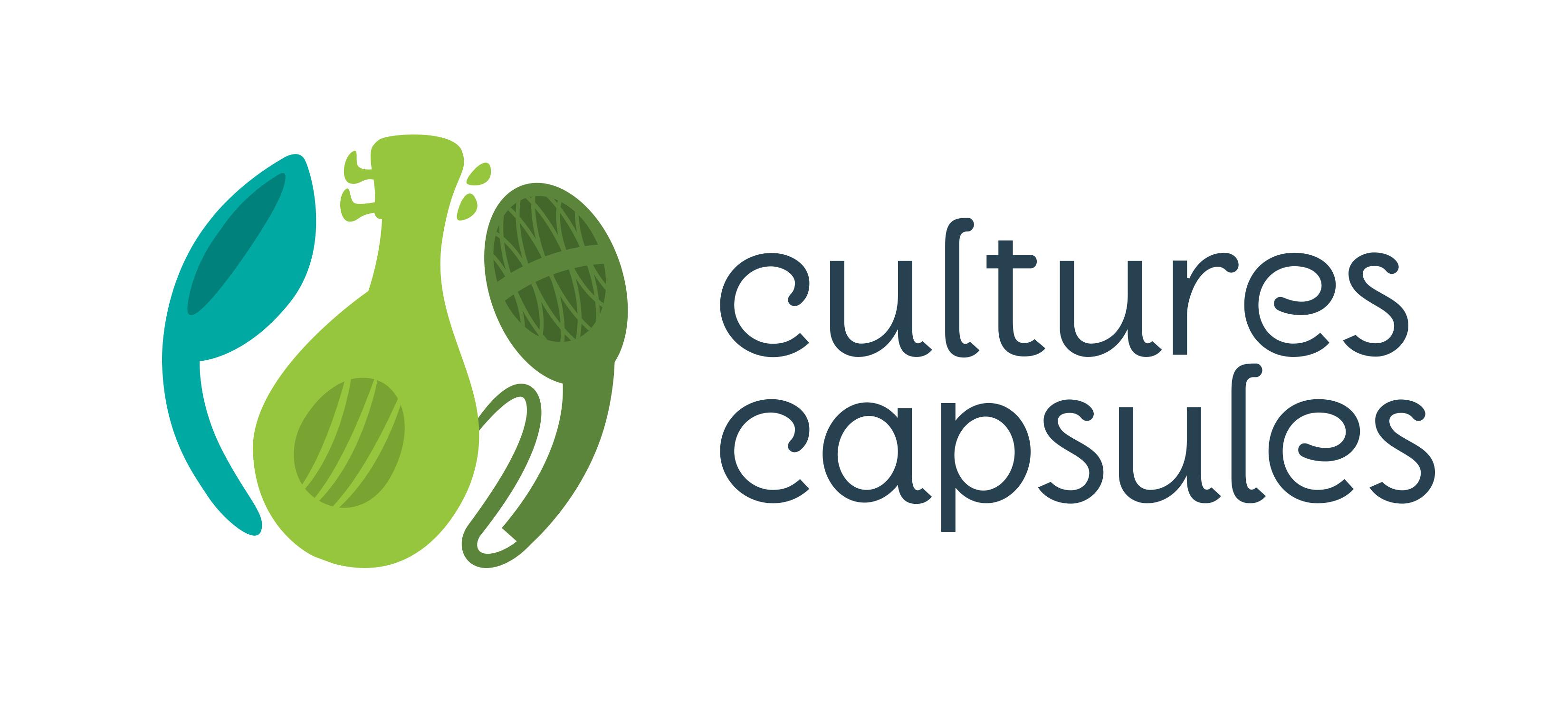 cultures Capsule logo